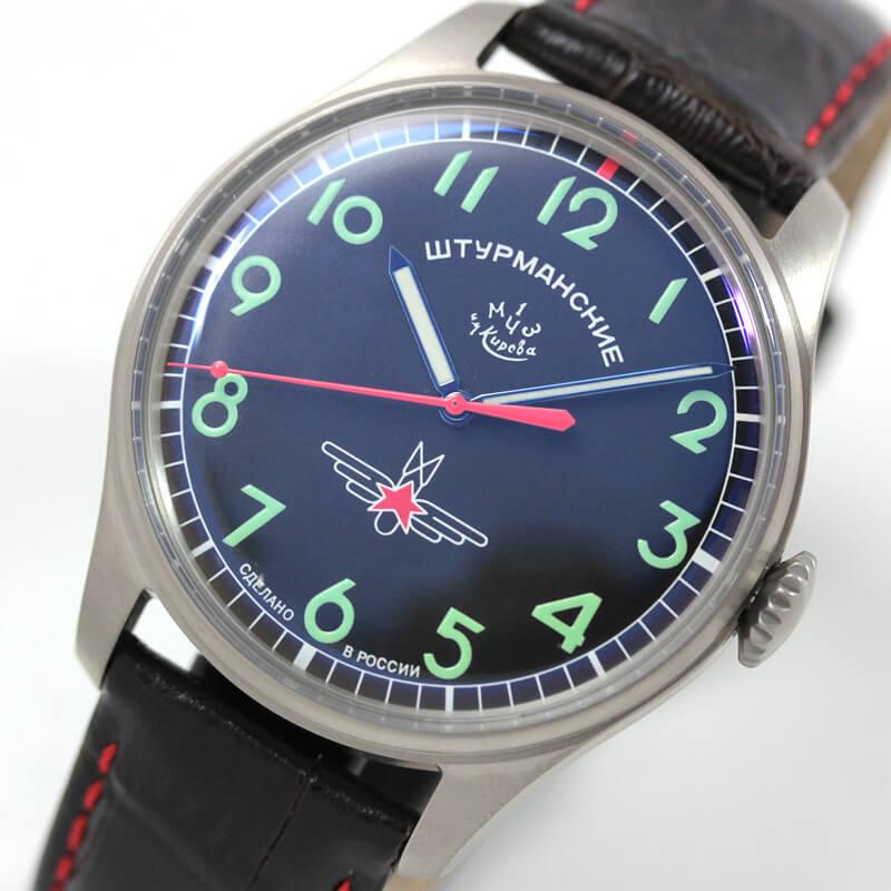 シュトゥルマンスキー 2609-3707130 腕時計 ロシア