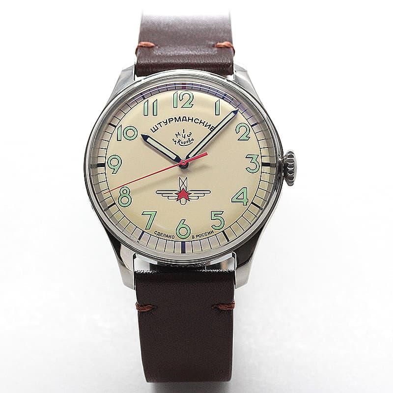 ガガーリン 記念 腕時計