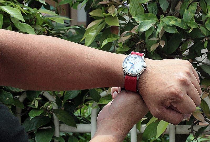 貴重な腕時計