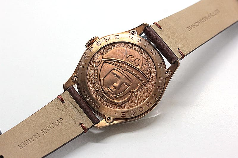 シュトゥルマンスキ—腕時計 ガガーリン腕時計