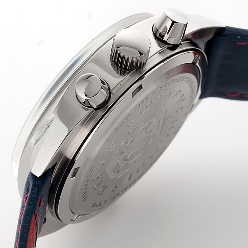 ロータリー腕時計 側面