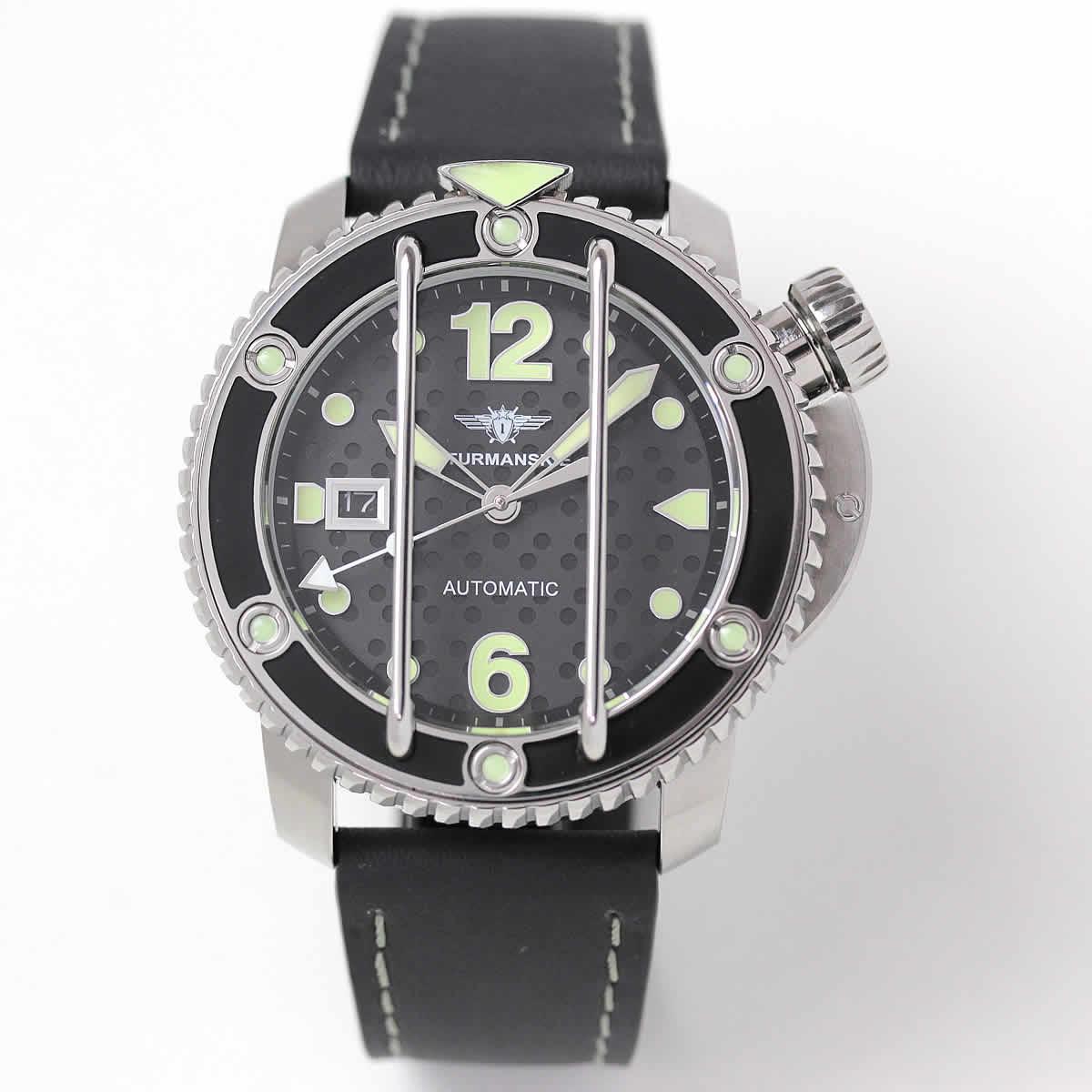 STRUMANSKIE(シュトルマンスキー)Ocean STINGRAY(スティングレイ)腕時計 NH35/1825895 ブラック