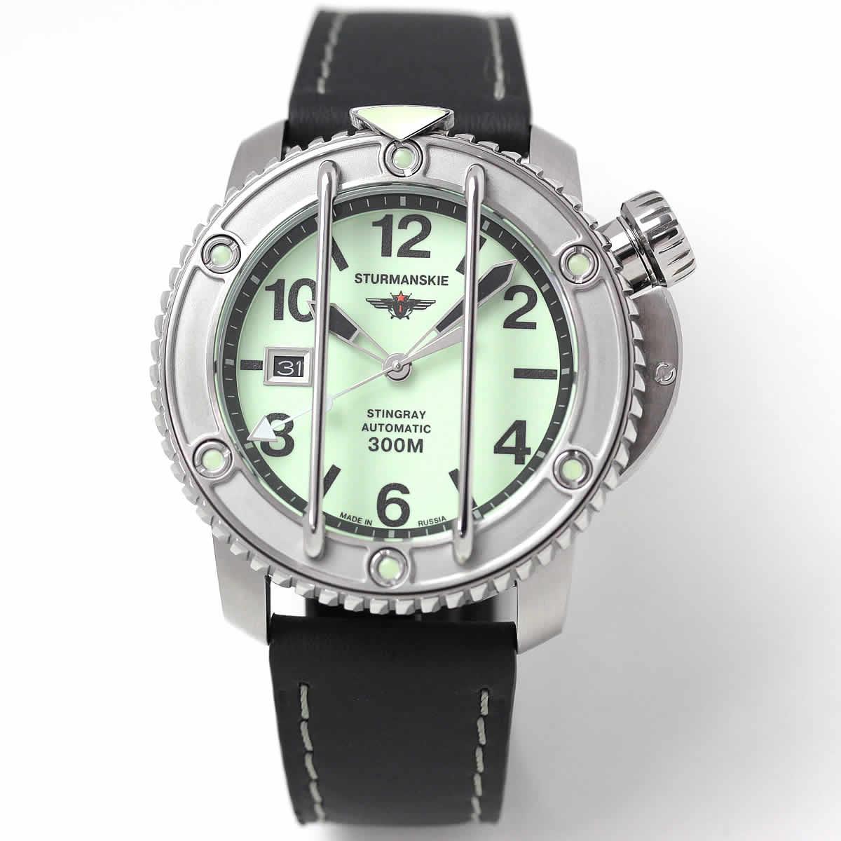 STRUMANSKIE(シュトルマンスキー)Ocean STINGRAY(スティングレイ)腕時計 NH35/1825898