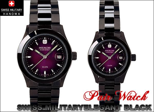スイスミリタリー腕時計 ペアウォッチ