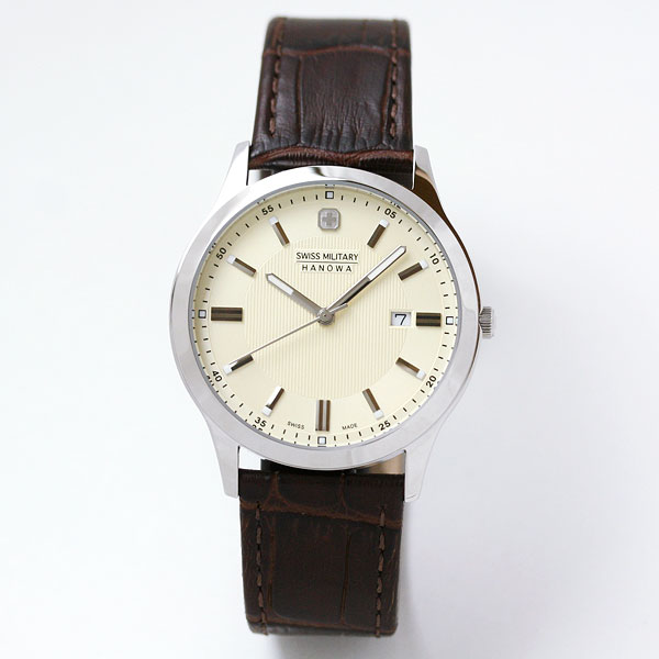 SWISS MILITARY エレガントプレミアム腕時計 ML306 詳細