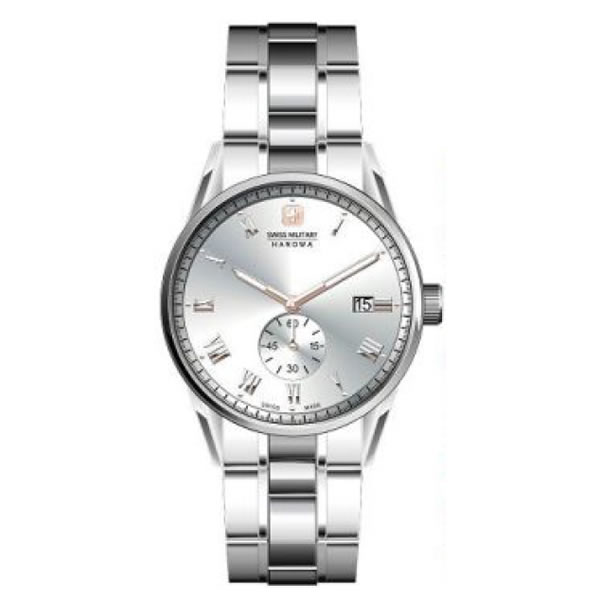 スイスミリタリー ローマン ML348 メンズ腕時計