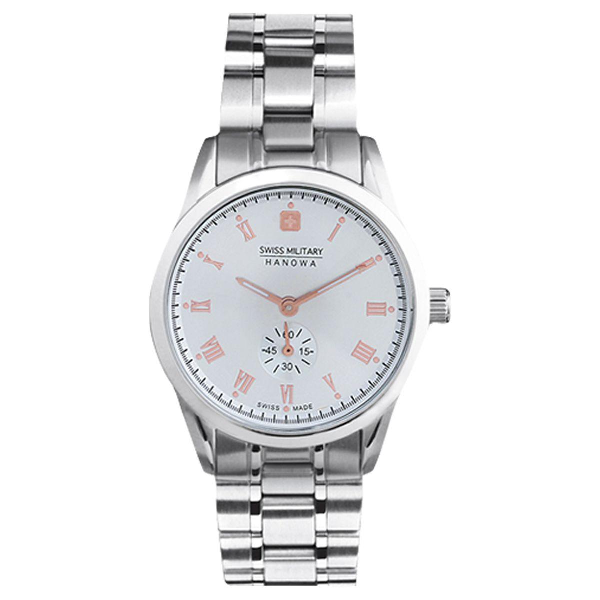 スイスミリタリー ローマン ml351 レディース腕時計