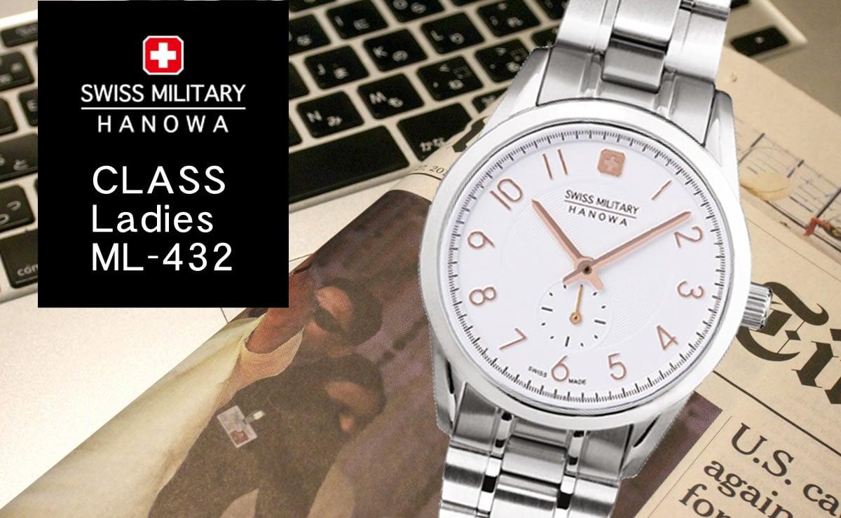 swiss military hanowa CLASS ml432