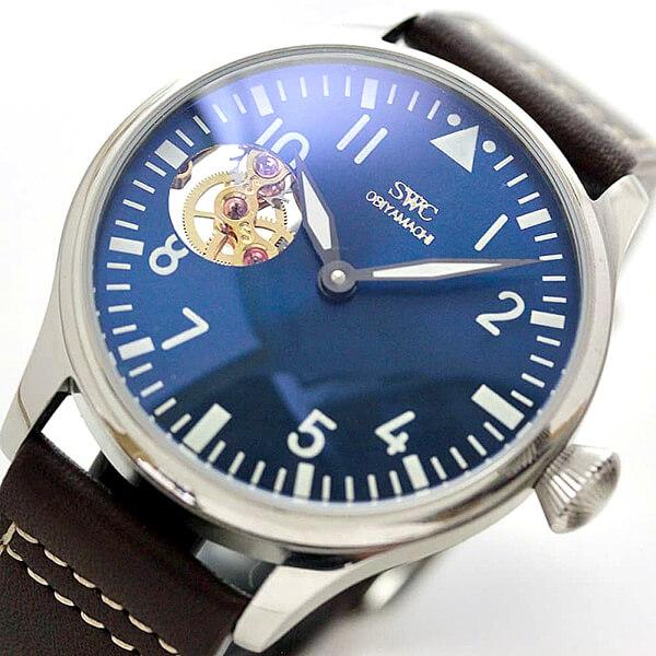 シースルーバック 正美堂時計店 オリジナルウォッチ
