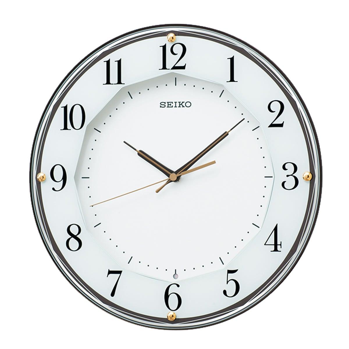 SEIKO(セイコー)スタンダード 電波掛け時計 KX213B