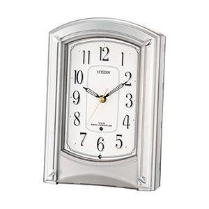 CITIZEN シチズン 電波 置き時計 モダンライフR687 4RY687019