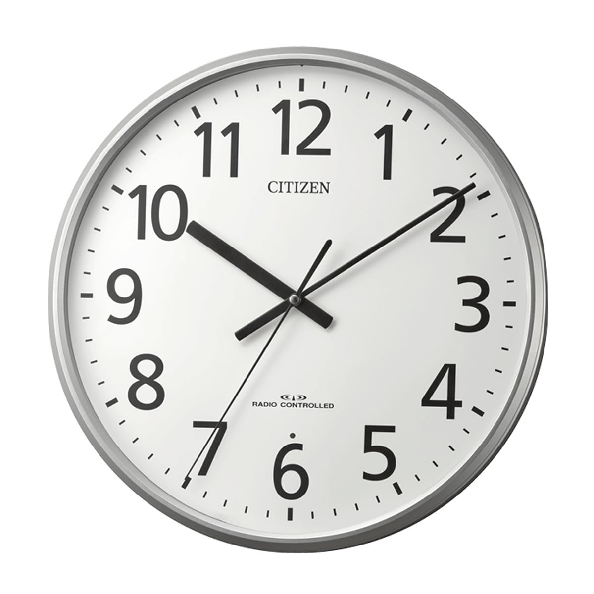 CITIZEN シチズン オフィスタイプ 電波掛け時計【8MYA39-019】