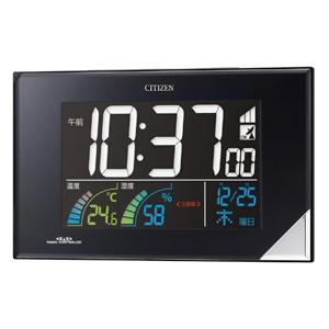 CITIZEN シチズン デジタル電波時計 パルデジットネオン119 【8RZ119-002】