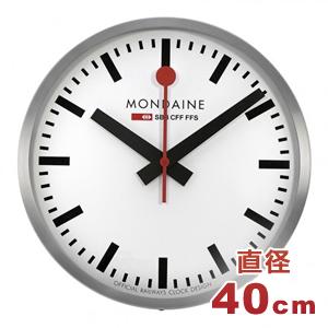 MONDAINE モンディーン 掛け時計 A995.CLOCK.16SBB