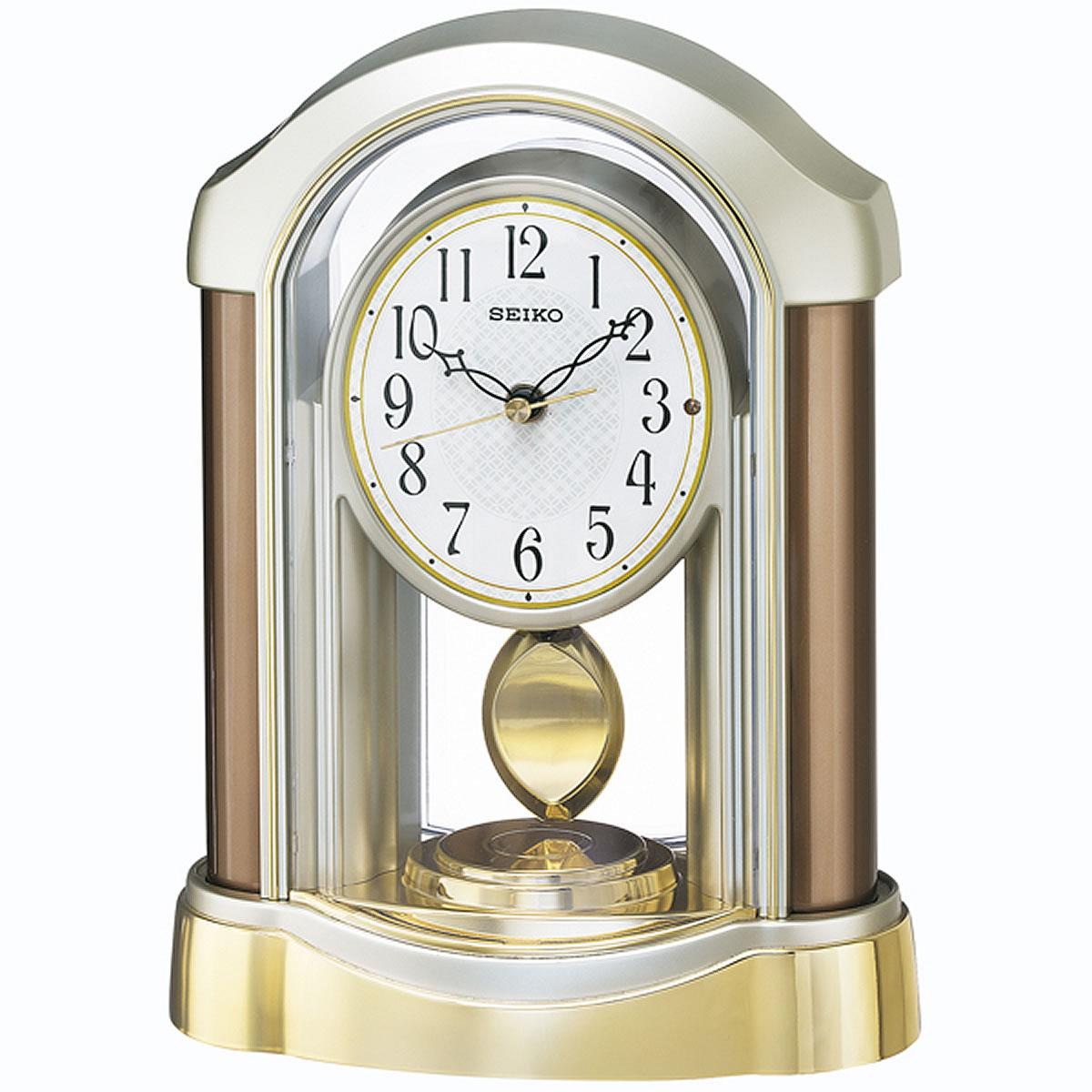 SEIKO セイコー 電波置き時計【BZ238B】