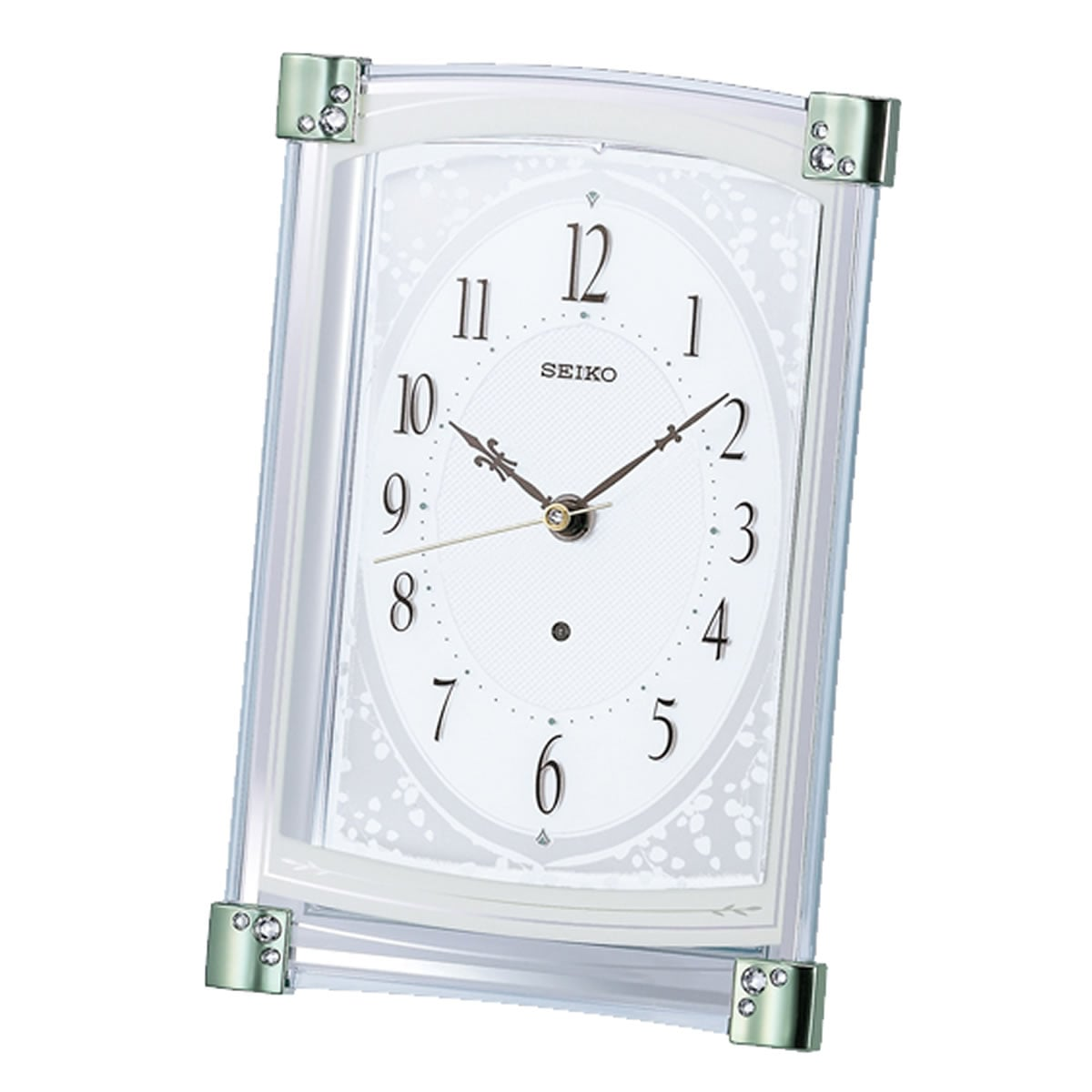 SEIKO セイコー 電波置き時計 BZ360M