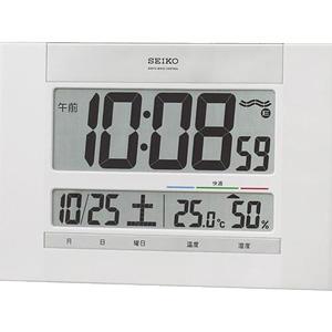 セイコー(SEIKO)掛け置き兼用デジタル電波クロック/SQ429W