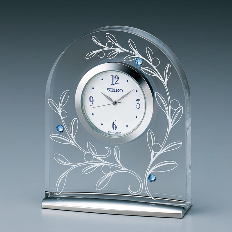 SEIKO セイコー スタンダード  クオーツ 置き時計 L'espoir(レスポワール) UF521S