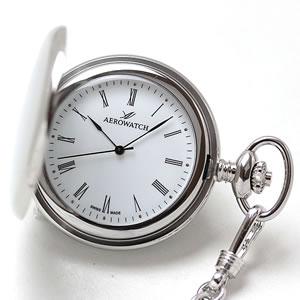 アエロ(AERO)/04821AA02/クォーツ式/懐中時計