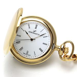 アエロ(AERO)/クォーツ式/04821JA01/懐中時計