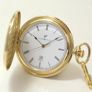 アエロ(AERO)/クォーツ式/24608J501/懐中時計