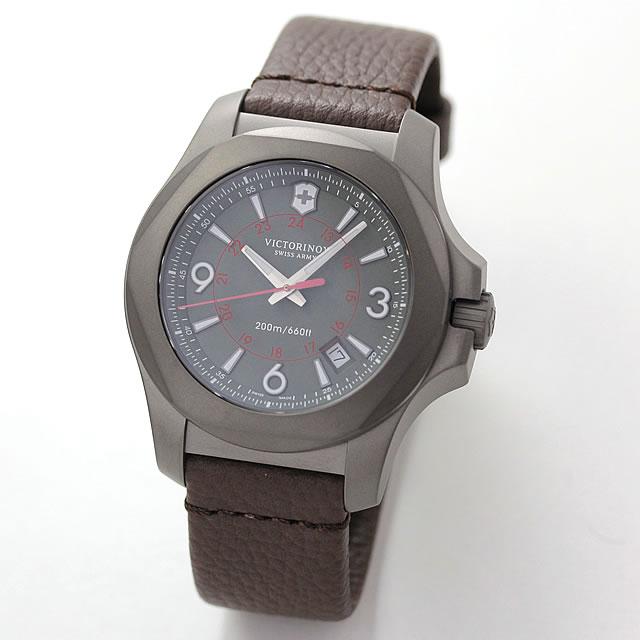ビクトリノックススイスアーミー I.N.O.X. (イノックス) チタニウム PILOT 241779 腕時計