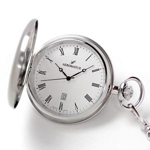 アエロ(AERO)/クォーツ式/42823AA01/懐中時計