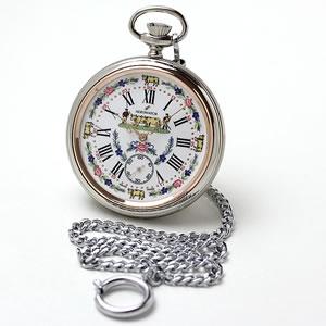 アエロ(AERO)手巻き式  50618NI01 懐中時計