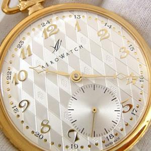 アエロ(AERO)/50620J505/懐中時計