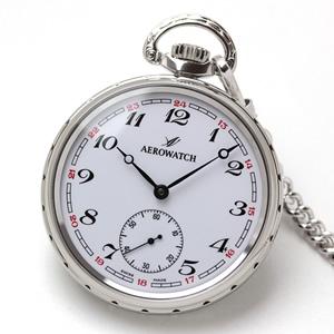 アエロ(AERO)/オープンフェイス/手巻き式/スクリューバック/50685CH02/懐中時計