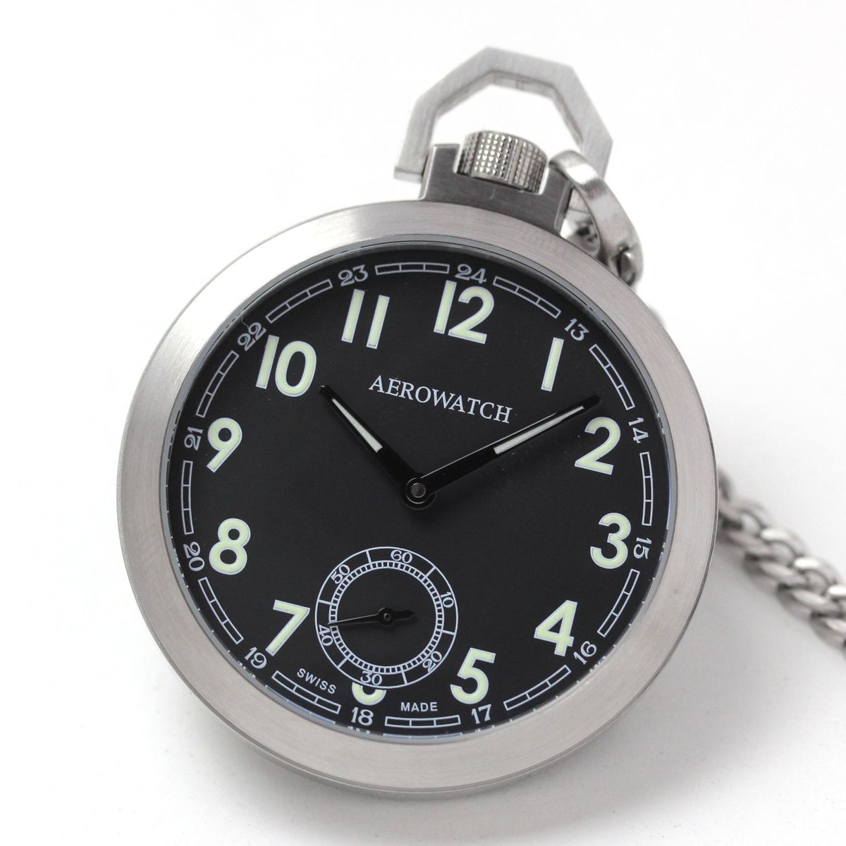 AERO(アエロ)/手巻き/50818 AA01/懐中時計