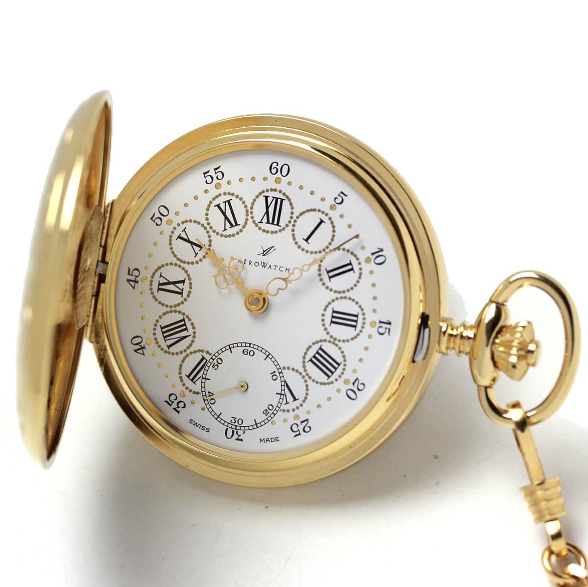 アエロ(AERO)/55644J501/懐中時計