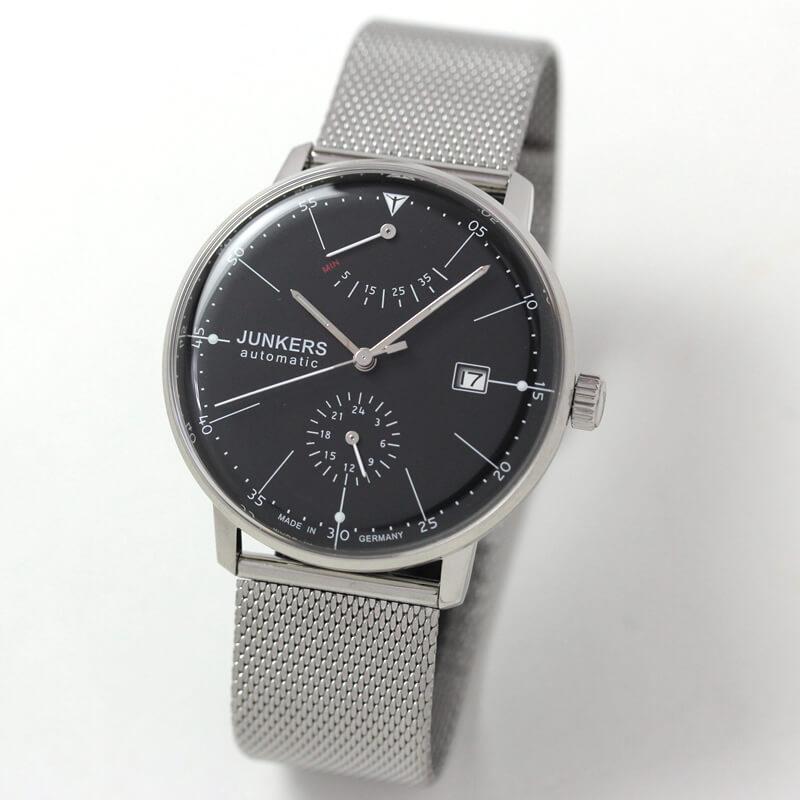 JUNKERS/ユンカース/Bauhaus(バウハウス)/6060M-2AT/自動巻き/腕時計
