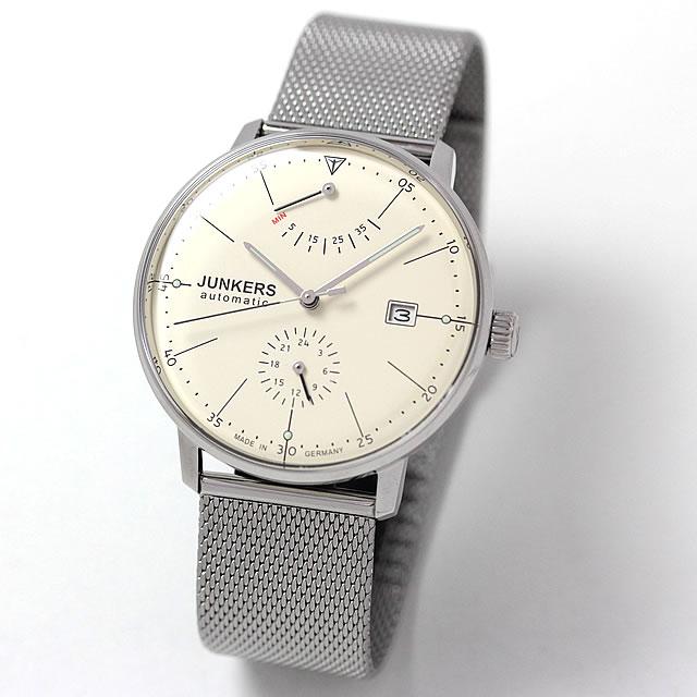 JUNKERS/ユンカース/Bauhaus(バウハウス)/6060M-5AT/自動巻き/腕時計