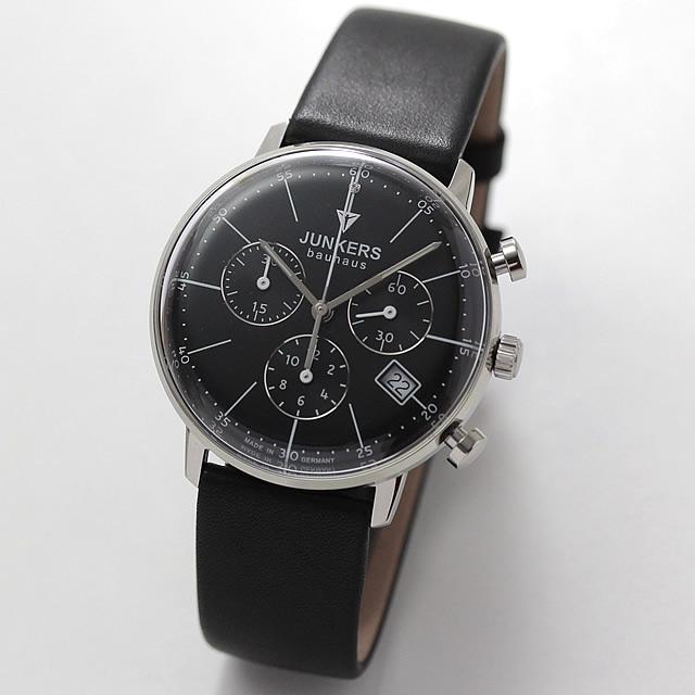 JUNKERS Bauhaus(ユンカース・バウハウス)35mm径 6089-2QZ/腕時計