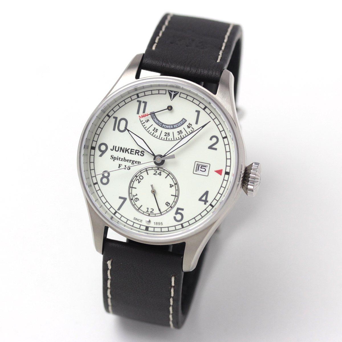 JUNKERS(ユンカース)/スピッツベルゲン F13 自動巻き 6160-5AT-203572/腕時計