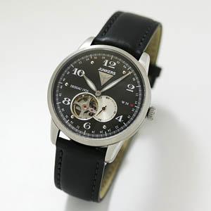 JUNKERS(ユンカース)/Flatline Dessau1926 W34/自動巻き/6360-2at-203511/腕時計