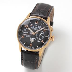 JUNKERS(ユンカース)/自動巻き G38 6964-5AT/腕時計