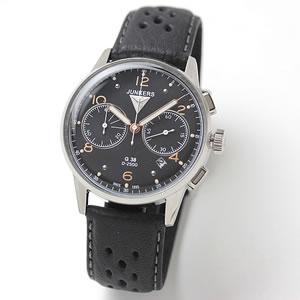JUNKERS(ユンカース)/クォーツクロノグラフ/6984-5qz G38/腕時計