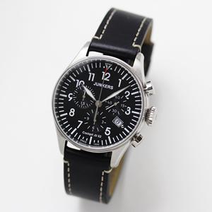 JUNKERS(ユンカース)/Cockpit JU52/クロノグラフ/クォーツ/6180-2qz-203555 /腕時計
