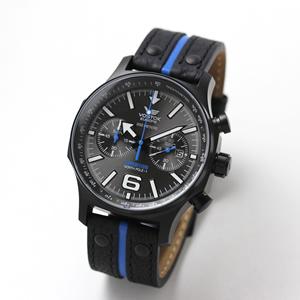 VOSTOK EUROPE(ボストーク ヨーロッパ)/EXPEDITION2(エクスペディション2) /クロノグラフクォーツ/6S21-5954198 腕時計