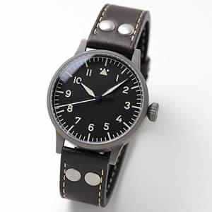 ラコ(Laco) 自動巻き パイロットウォッチLaco24系 ミュンスター 腕時計 861748