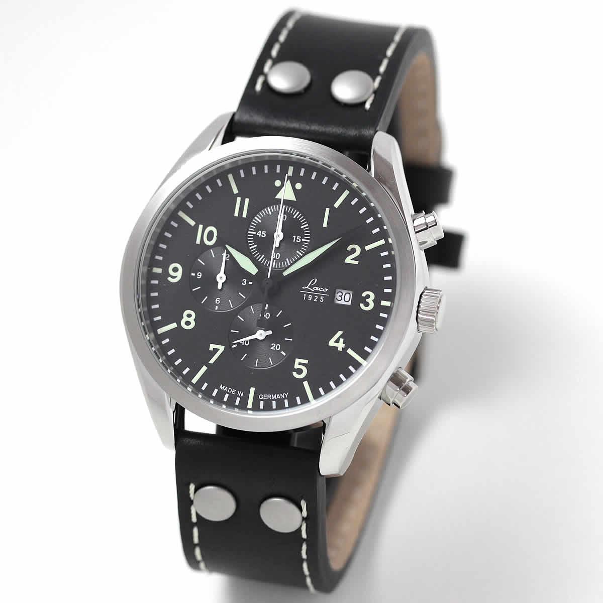 ラコ(Laco)クォーツ トリーア(Trier) 腕時計 861915