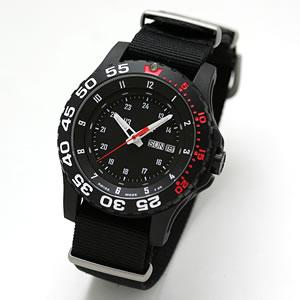 トレーサー/TRASER/H3/タイプ6/MIL-G レッドトリチウム P6600.41F.1Y.01Red/日本限定モデル/腕時計