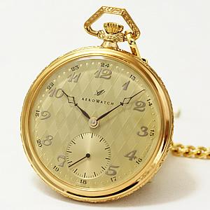 アエロ(AERO)/50620J503/懐中時計