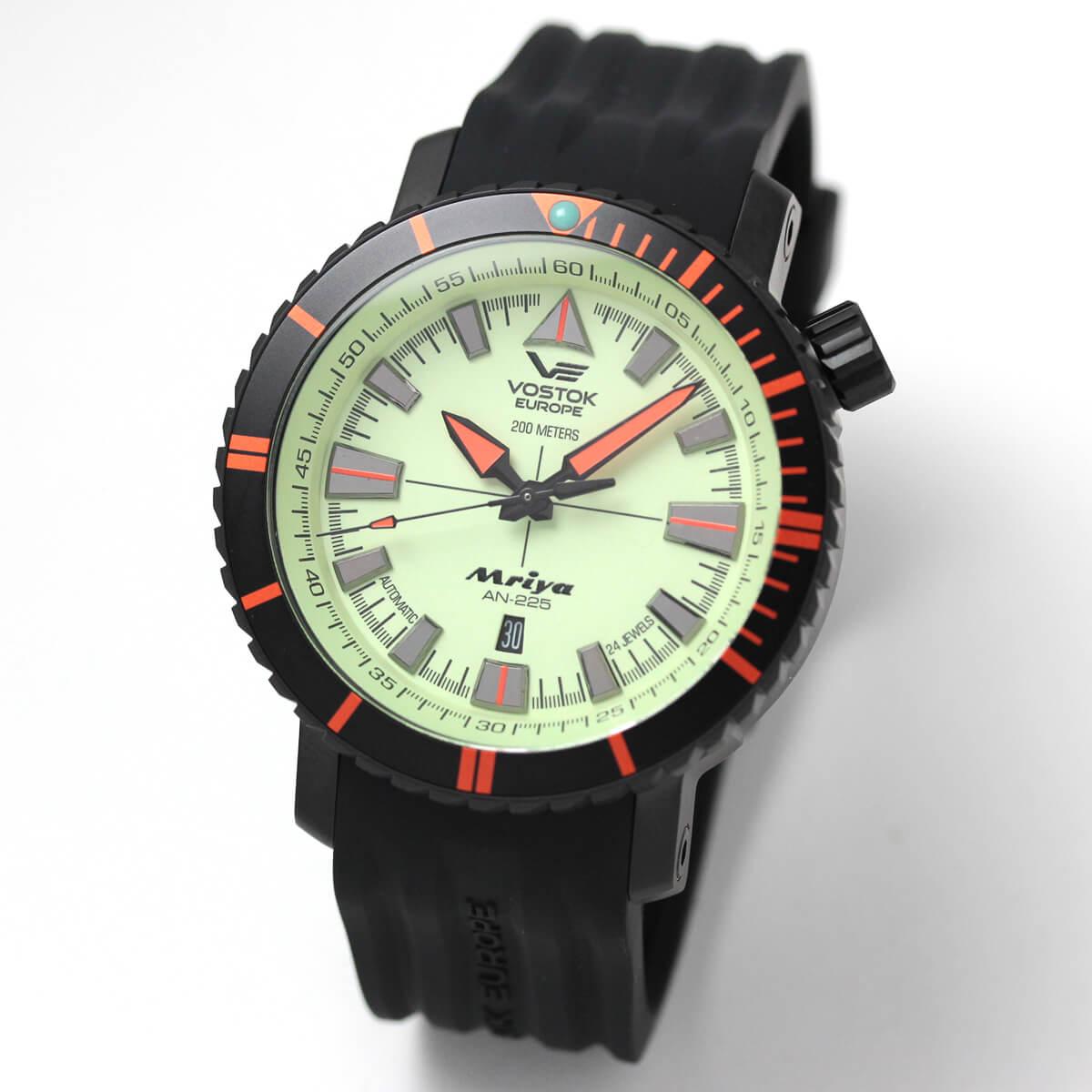 ボストーク・ヨーロッパ Mriya(ムリヤ) 自動巻き NH35A-5554234 腕時計