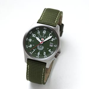 Kentex(ケンテックス)/JSDF/陸上自衛隊スタンダードモデル/ナイロンベルト/クォーツ/腕時計/S455M-01