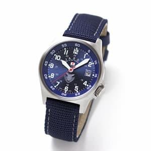 Kentex(ケンテックス)/JSDF/航空自衛隊スタンダードモデル/ナイロンベルト/クォーツ/腕時計/S455M-02