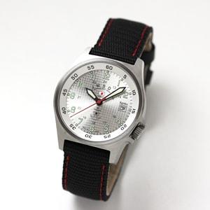 Kentex(ケンテックス)/JSDF/海上自衛隊スタンダードモデル/ナイロンベルト/クォーツ/S455M-03/腕時計