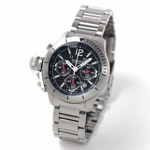 SEALANE(シーレーン) クォーツ式 SE47-MBK/腕時計